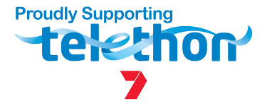 Proudly Supporting telethon 7