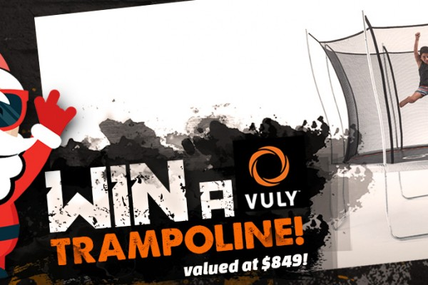 vuly-trampoline